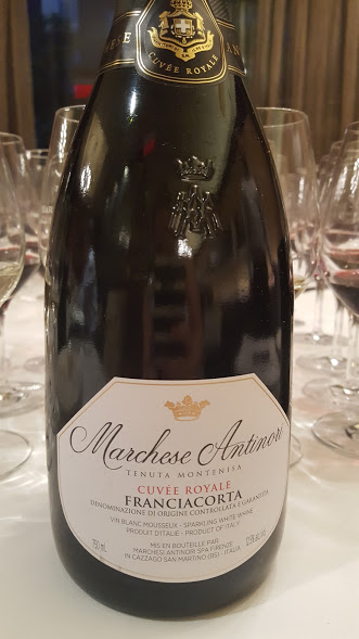 Marchese Antinori Franciacorta Cuvée royal Brut