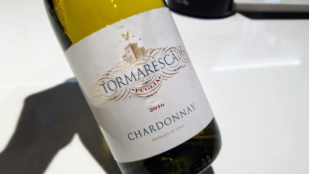Le Chardonnay Puglia IGT de Tormaresca