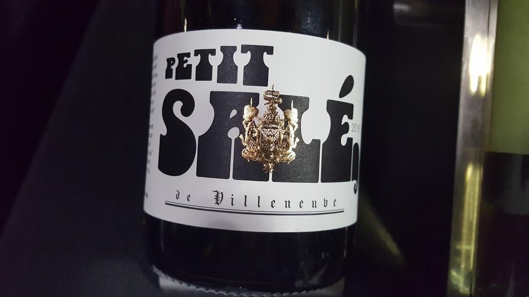 Slow Wine Montreal Salon des vins bio 2017 Petit Salé de Villeneuve