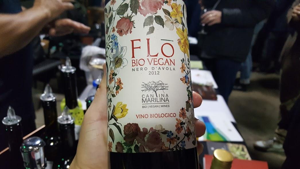Slow Wine Montreal Salon des vins bio 2017 - Flo Bio Vegan Moscato Bianco