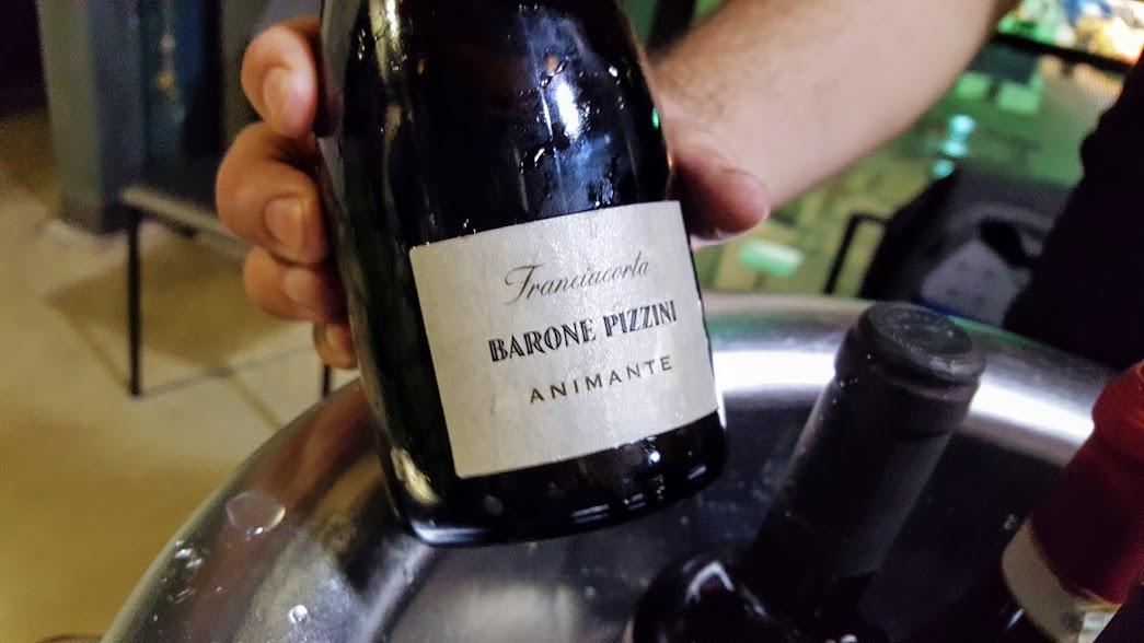 Slow Wine Montreal Salon des vins bio 2017 Fraciacorta Barone Pizzini