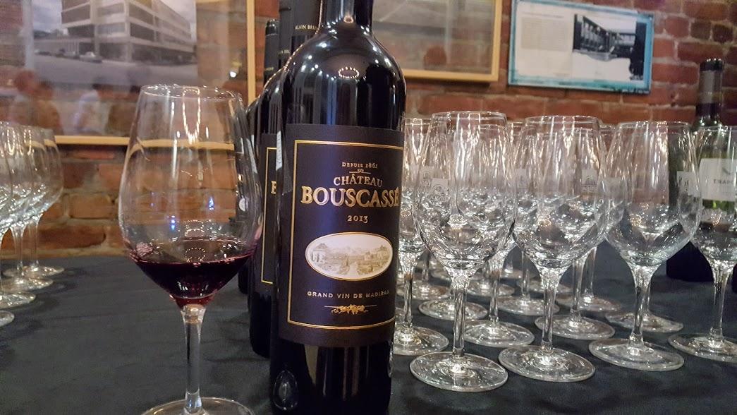 Le sommelier, c'est vous! Jacques Orhon Caroline Chagnon vins bio Château Bouscassé Vieilles vignes Alain Brumont