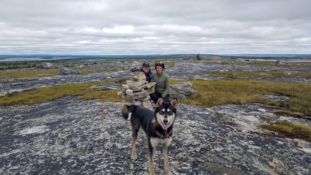 Annie, Yuki, Kuujjuaq
