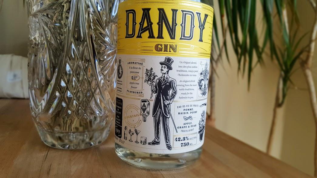 Gin Dandy Domaine Lafrance