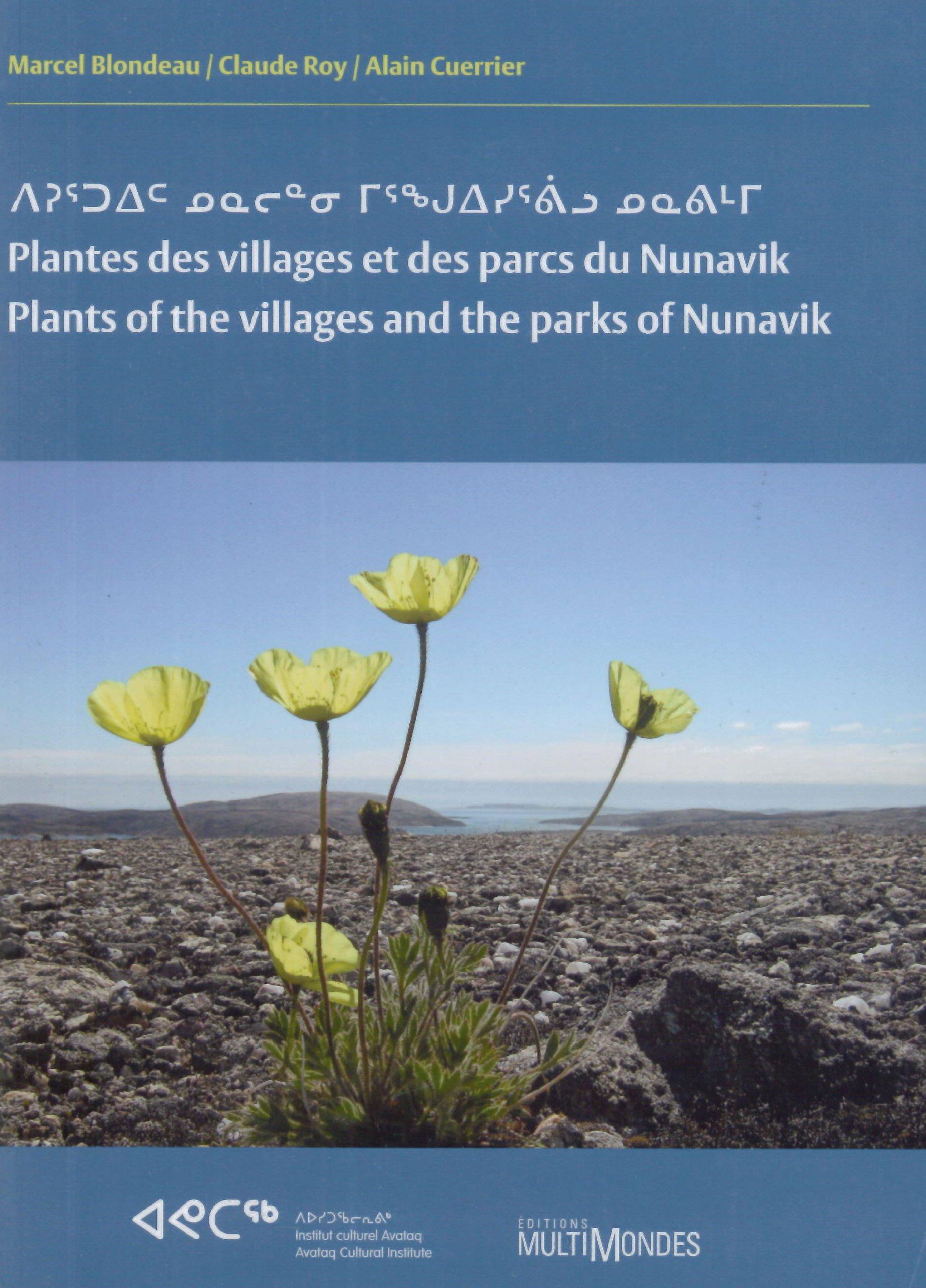 Plantes des villages et des parcs du Nunavik