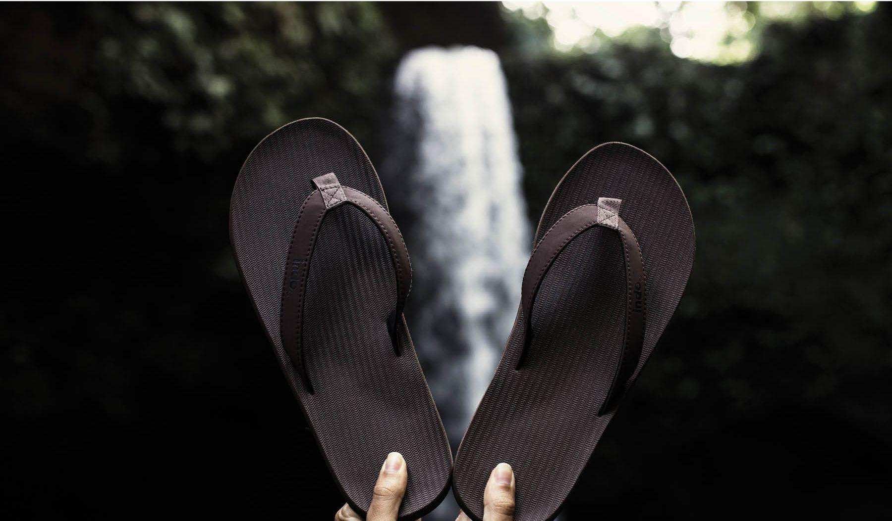 Indosole chaussures écologiques sandales ESSNTL homme