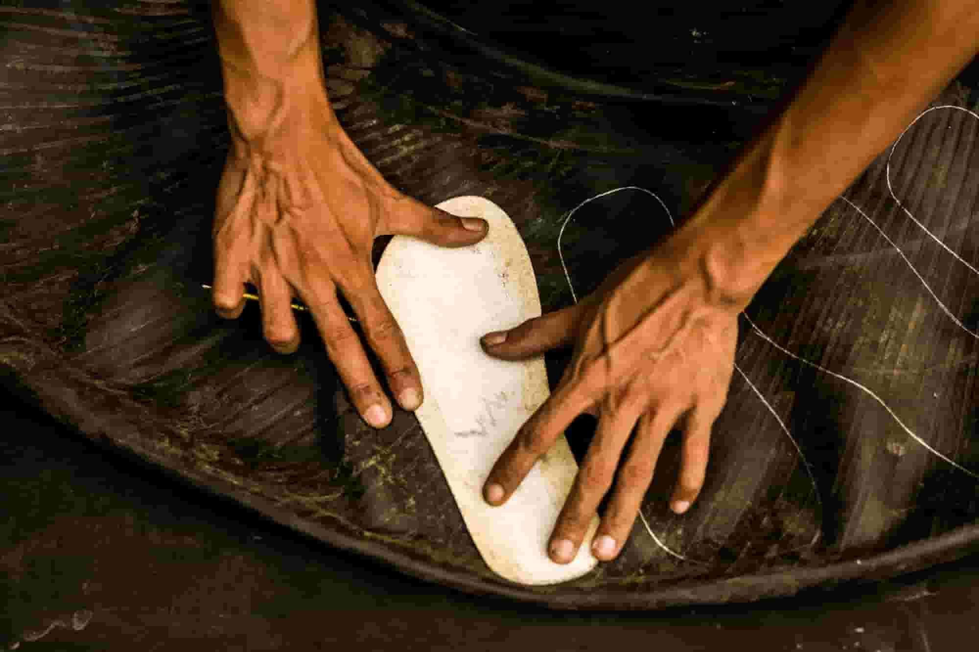 Indosole chaussures écologiques