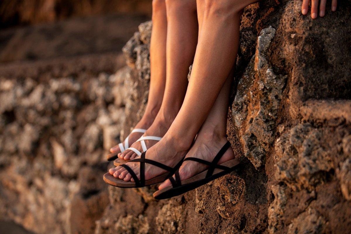 Indosole chaussures écologiques sandales Biku