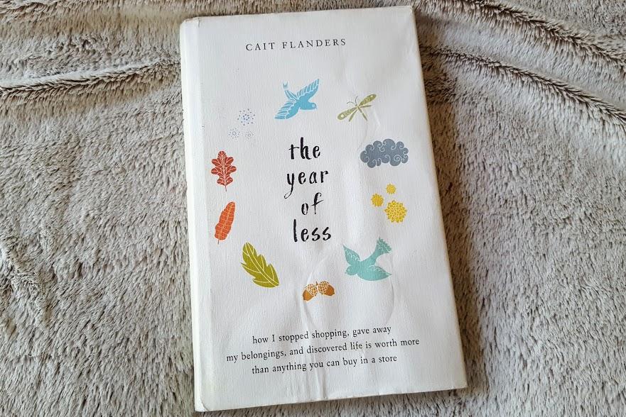 vous y trouverez un peu de tout, au gré de mes lectures! - Cait Flanders, A Year of Less