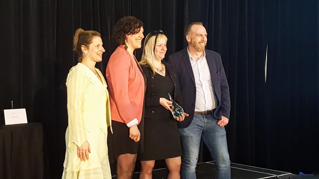 Gala de reconnaissance en environnement et développement durable - Conseil régional de l'environnement de Montréal