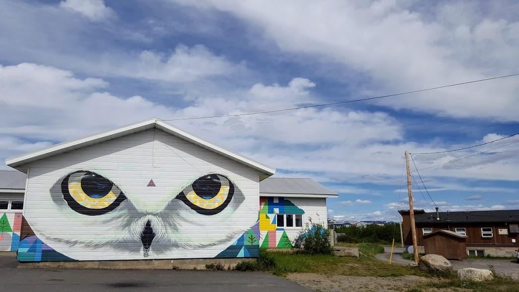 Art inuit à Kuujjuaq Nunavik
