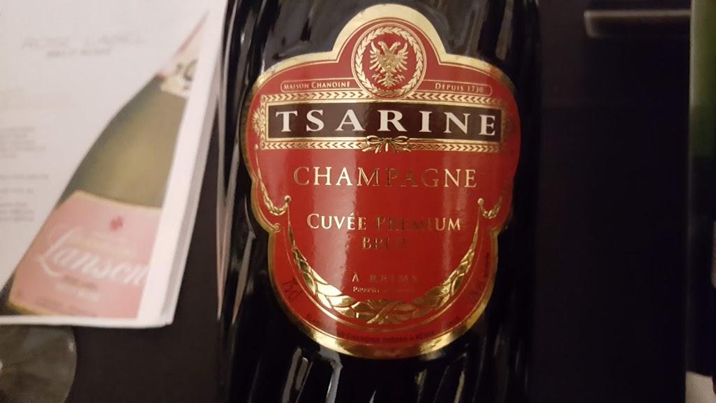 Grande caravane 2018 Mark Anthony Wine & Spirits Lanson Tsarine Cuvée Brut