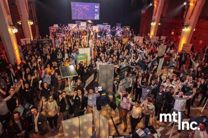 Grand-Messe des média 2019 Fondation Montréal MTL Inc.