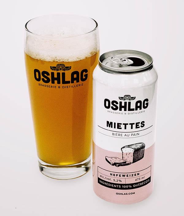 Bières et microbrasseries québécoises - Miettes
