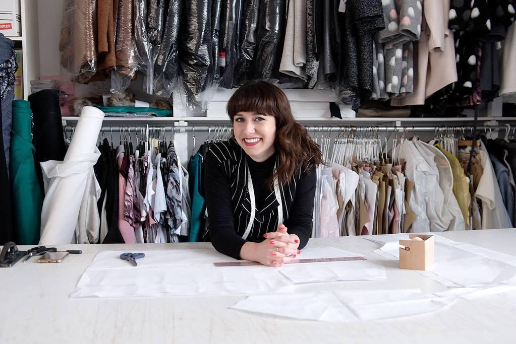Vêtement écoresponsable Marigold Marilyne Baril