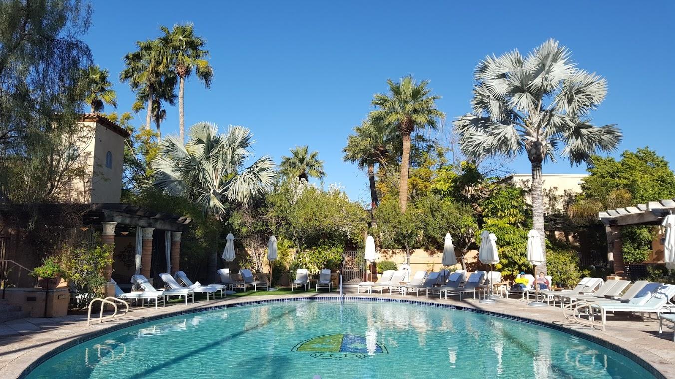 Royal Palms Resort & Spa, à Phoenix.