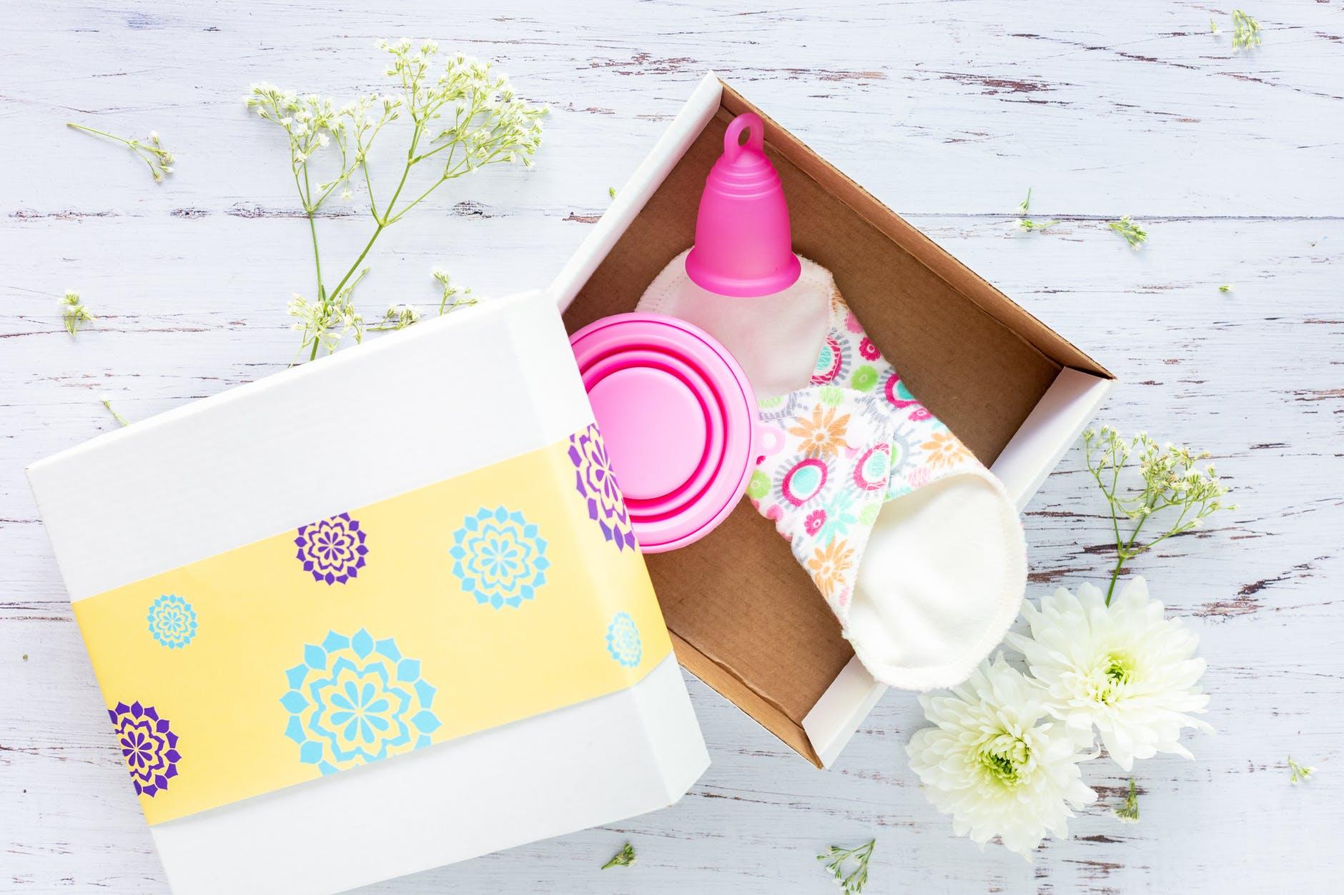 produits d'hygiène féminine durables