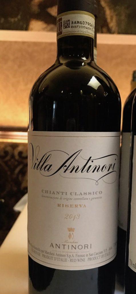 Chianti cClassico Riserva 2013 Villa Antinori