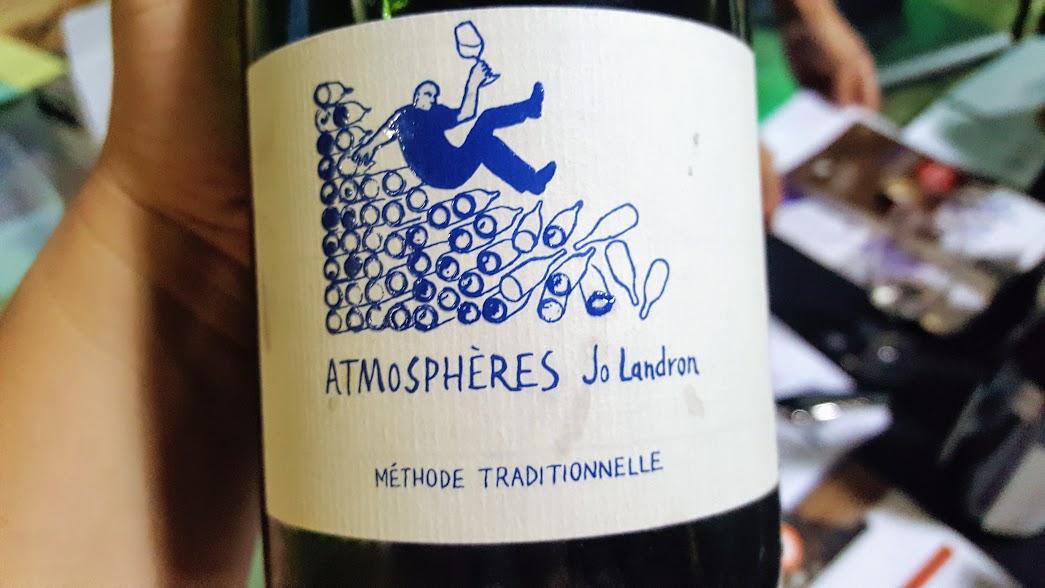 Slow Wine Montreal Salon des vins bio 2017 - Atmosphères Jo Landron