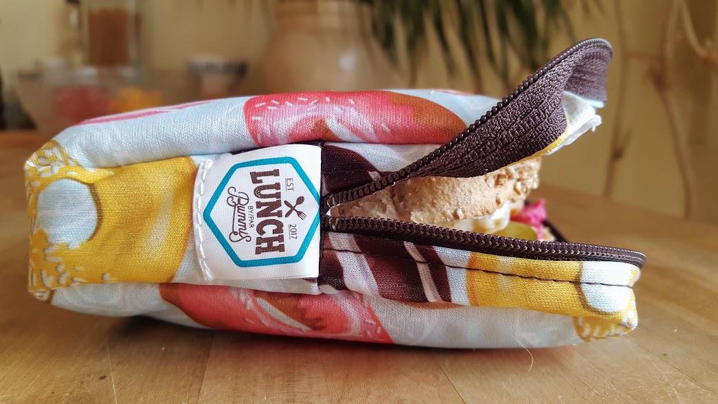 Bummis, zéro déchet, sac à lunch