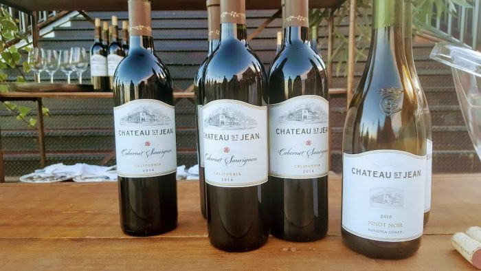 vins durables, vins bio, vins du Québec, Jessica Harnois, Le match parfait, château Saint-Jean