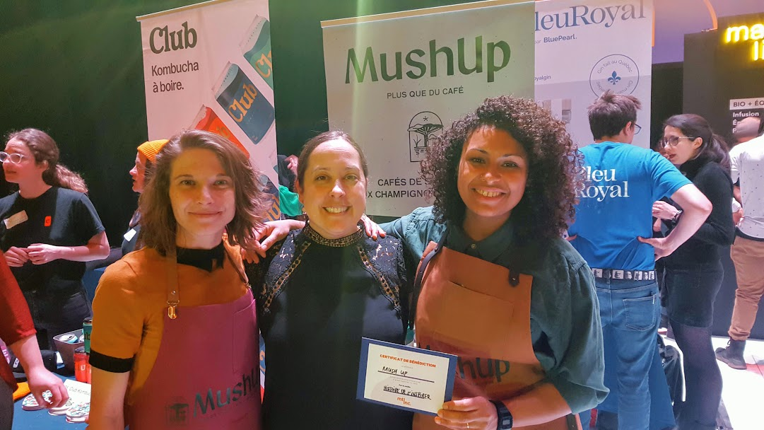 Grand-Messe des média 2019 Fondation Montréal MTL Inc. MushUp
