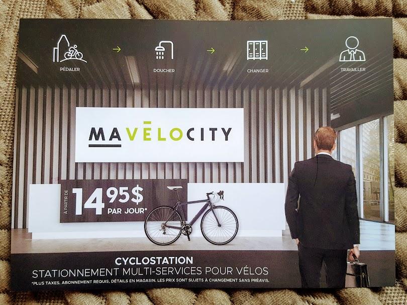 Grand-Messe des média 2019 Fondation Montréal Inc. Ma vélo city