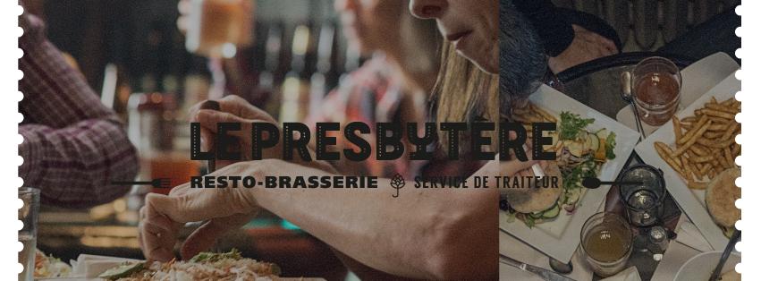 Bières et microbrasseries québécoises - Microbrasserie Le Presbytère