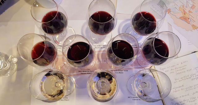 Vins Washington State