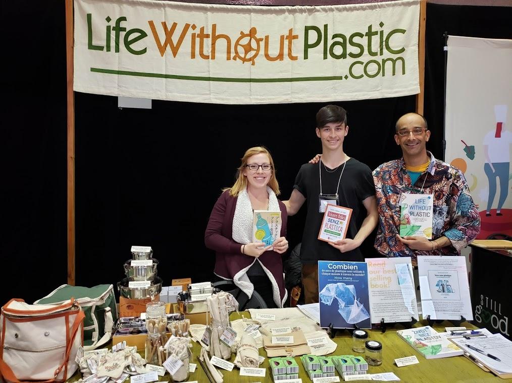 Festival zéro déchet 2019 Life Without Plastic