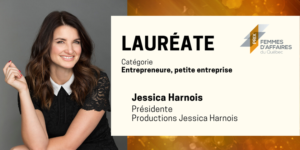 Jessica Harnois - vins bio Québec