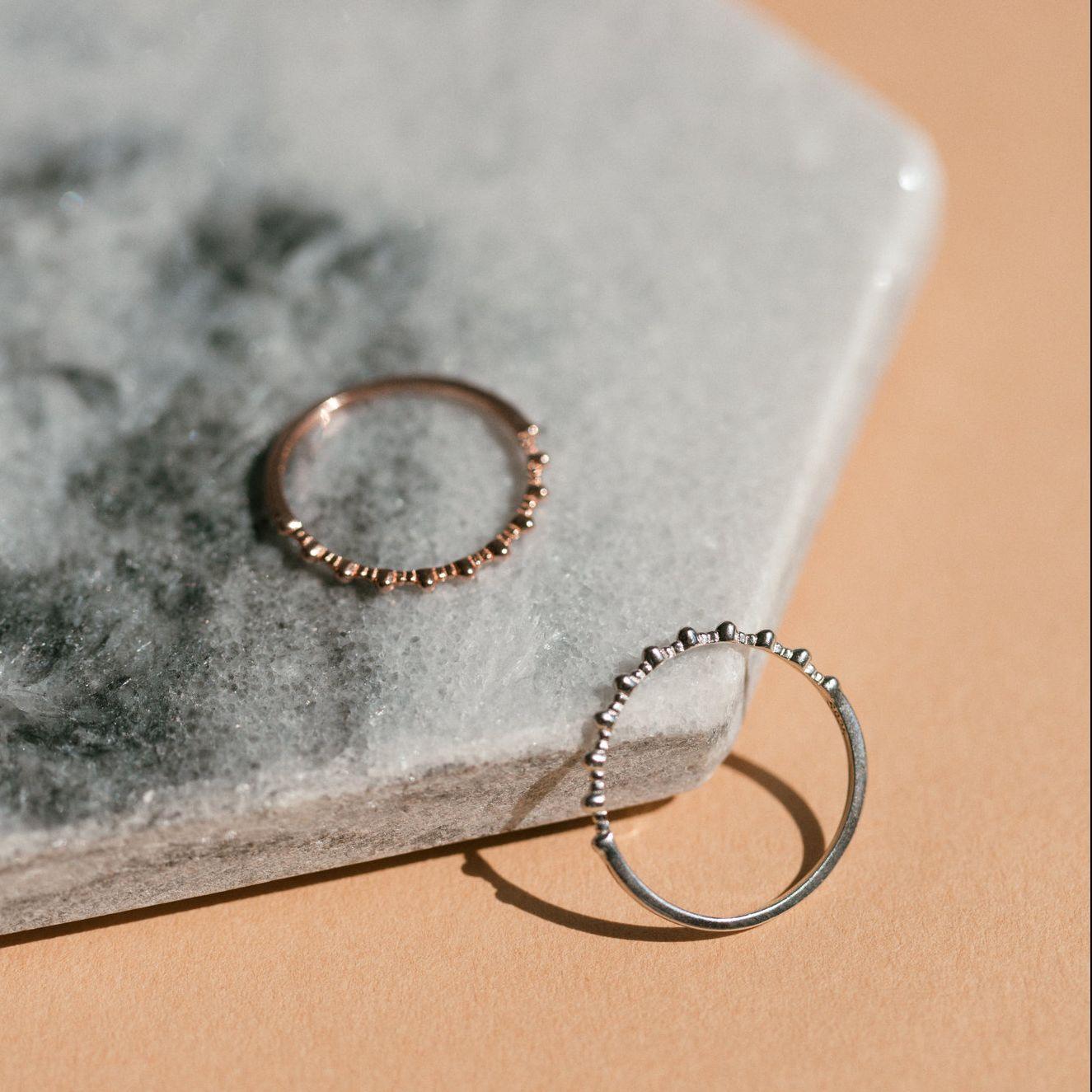 Cadeaux écoresponsables Horace Jewelery bagues