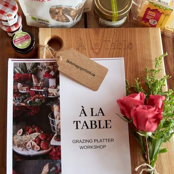 Cadeaux écoresponsables À la table Hanna Hajilou grazing