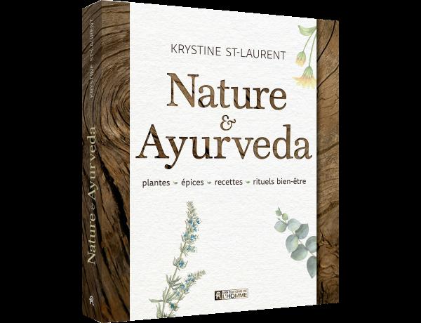 Nature et Ayurveda de Krystine St-Laurent