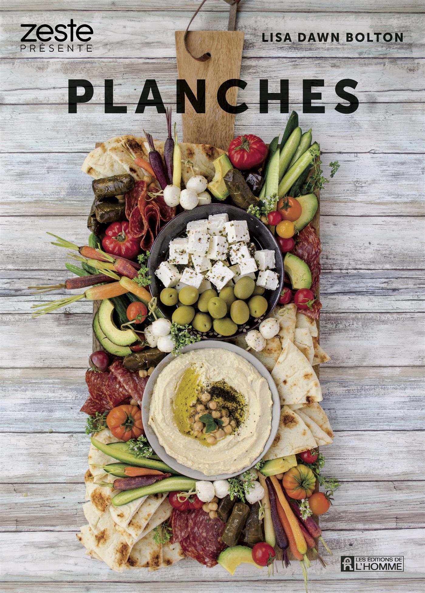 Planches de Lisa Dawn Bolton livres de recettes