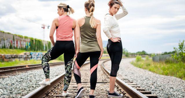 (Photo de la page couverture : MOOV Activewear, collection printemps 2021)