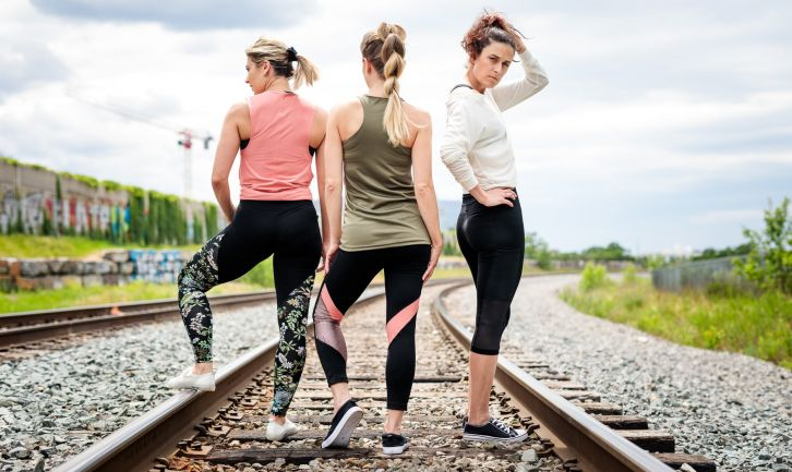 (Photo de la page couverture : MOOV Activewear, collection printemps 2021)