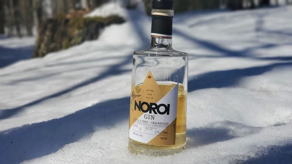 Inspiration de la semaine - Noroi Gin d'érable