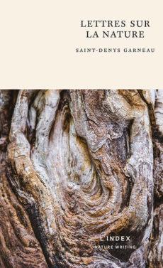 Inspiration de la semaine - Lettres sur la nature de Saint-Denys Garneau